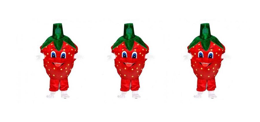 Pssst, bent u al aardbeien-ambassadeur?